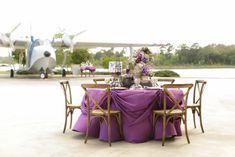 Vintage Modern Travel Inspired Wedding Ideas