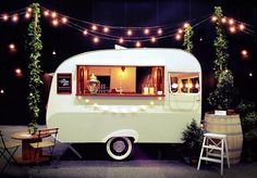 my vintage lane caravan bar