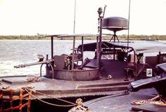 US Navy PBR (patrol boat river)