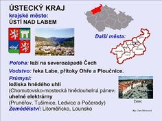 ÚSTECKÝ KRAJ :: Béčko-Tc European Countries, Czech Republic, Teaching, Country, Children, School, Travel, Young Children, Boys