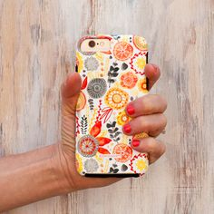 Jemima case by Jessica Swift // for iPhone iPhone 6/6s, and 6 plus, 5/5s, 5c.