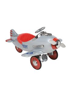 Airflow Collectibles Pursuit Plane. I had a blue one very similar to this one in 1948. Memories!