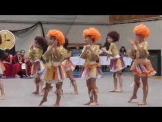 Детский танец КУКАРЕЛЛА.Children's dance CUCARELLA. - YouTube