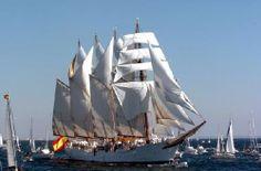 Seis años después llega a Santo Domingo el buque Elcano | NOTICIAS AL TIEMPO