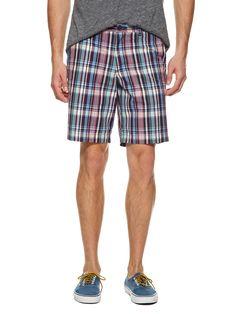 Plaid  Shorts by Ben Sherman at Gilt