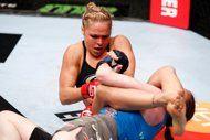 Ronda Rousey ... I want to MMA!