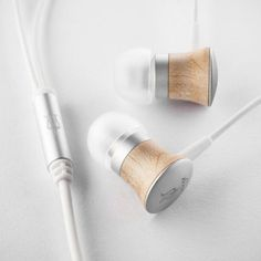 Meze have introduced a new line of headphones - the Deco range, a premium range with a synthesis of modern design and traditional elements featuring technical and aesthetic excellence. The Meze 11 Deco earphones feature the Meze trademark stylish ebo Audio Design, Sound Design, Consumer Products, Pure Products, Audiophile Headphones, Headset, In Ear Monitors, Deco, Industrial Design