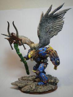 Thousand Sons Daemon Prince