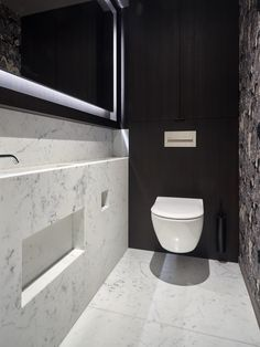 Diy Bathroom Decor, Bathroom Interior Design, Modern Bathroom, Small Bathroom, Wc Design, Toilet Design, Outdoor Pool Bathroom, Ideas Baños, Small Toilet Room