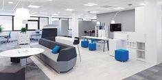 Es ist überhaupt eine bedeutende Erkenntnis dass der Raum etwas Relevantes für Organisationen ist. #Bürogestaltung.