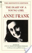 """The Diary of a Young Girl by Anne Frank was banned in 1983 by the Alabama State Textbook Committee for being """"a real downer""""."""