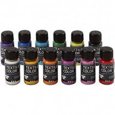 Huopa pöllöt | DIY guide Basic Colors, Colours, Color Trends, Paint Colors, Texas, Tekstiler, Bomuld, Products, Crafty