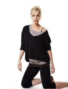 Asquith Raglan Sleeve Top - Taupe