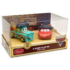 Disney Pixar Cars Toon - El Materdor die cast cars