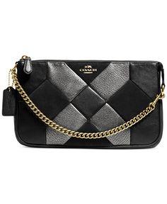 Nolita Wristlet 24 In Patchwork Leather Handbags Accessories Macy S