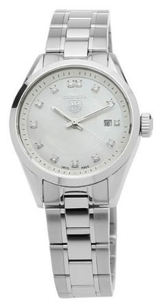 TAG Heuer Women's WV1411.BA0793 Carrera Diamond Watch