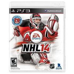 NHL 14 PS3 *** Click on the image for additional details. Note:It is Affiliate Link to Amazon.