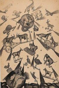Desenhos Franklin Cascaes 02