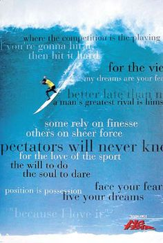 surfing, my favorite workout! im never going to stop chasing them waves...