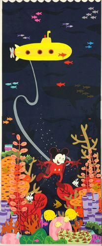 Join Jared Andrew Schorr at WonderGround Gallery : Heflinreps Illustration Agency