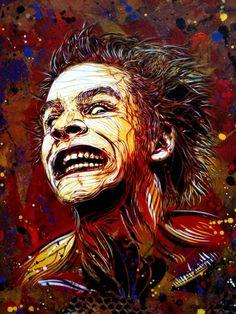 Stencil Art by C215