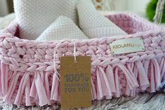 Exklusiv massgefertigte Körbchen fürs Babyzimmer, aus eigener Manufaktur, made in Switzerland Merino Wool Blanket, Burlap, Reusable Tote Bags, Handmade, Design, Dog Accessories, Basket, Deco, Presents