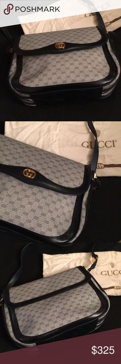 Gucci cross body Vintage Gucci cross body excellent condition Gucci Bags Shoulder Bags