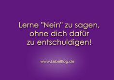 Anregungen und gute Tipps findest du hier: http://www.lebeblog.de/leben/nein-sagen-lernen/