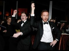 Nicholas Brody Does Gangnam Style With His Son