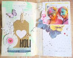 Diario de Loneta: Project book mayo - Primavera
