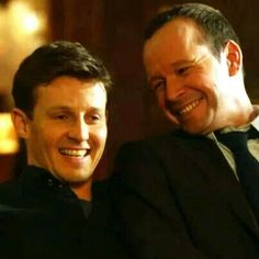 Will Estes & Donnie Wahlberg, can you tell I've been watching a lot of Blue Bloods episodes lately?!!
