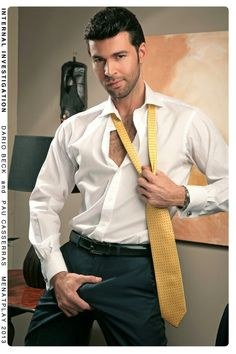 Gay getting sexy in the office