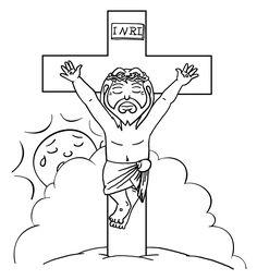 Jesus Crucificado! Obrigado pelo seu amor por nós!