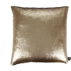 Aviva Stanoff Two Tone Mermaid Sequin Cushion - Citrine - 50x50cm (390 BRL) ❤ liked on Polyvore featuring home, home decor, throw pillows, metallic, mermaid home decor, handmade home decor, patterned throw pillows, metallic throw pillows and sequin throw pillow