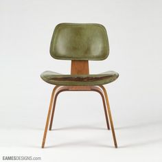 Eames DCW Leather, 1949