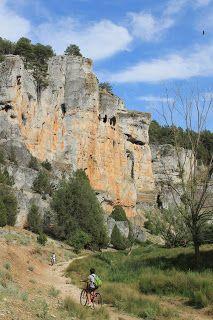 El Cañón del Rio Lobos Soria Spain