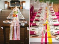10 Ways to Use Ribbon in Your Wedding Decor - Project Wedding