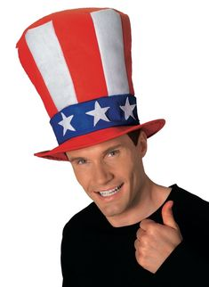 cbd20eb8156 Uncle Sam Stovetop Hat