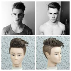 Thomas Davenport Haircut Tutorial