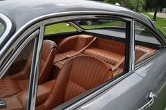 One off Ferrari 250 Lusso by Justin Behrends, via Flickr