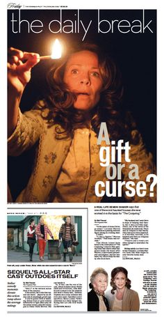 The Daily Break, July 19, 2013.