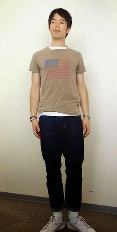 Y's Wardrobe: 20140708 #STYLE #FASHION #お洒落