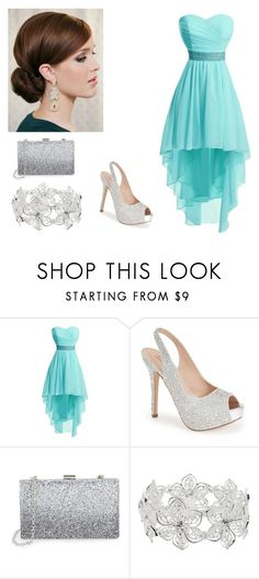 """""""#Walker21"""" by magconfocuss ❤ liked on Polyvore featuring Lauren Lorraine, Sondra Roberts and M&Co"""