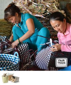 Graphic manden, Vietnam, Fair Trade Original