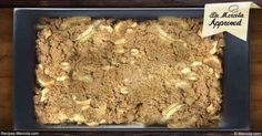 This Health-Boosting Apple Crumble Recipe will be a hit among your family and friends because of its sumptuous flavors and vital health benefits. http://recipes.mercola.com/apple-crumble-recipe.aspx