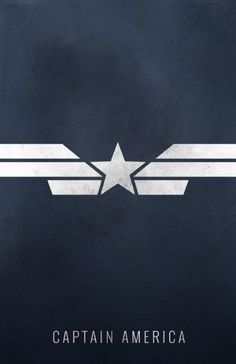 6 Minimalist Posters Inspired by Captain America: The Winter Soldier