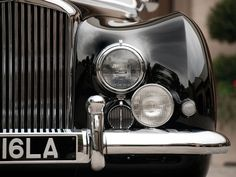 1953 Bentley R Type Continental - R-Type Continental Sports Saloon | Classic Driver Market