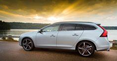 2017 Volvo V60: Elegance in Wagon Form