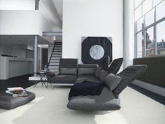 rolf benz plura in a stylish room atelier plura sofa rolf benz