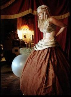 Melora Creager of Rasputina - all her clothes YES PLEASE